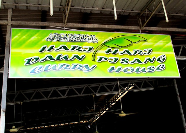 Hari Hari Daun Pisang Curry House