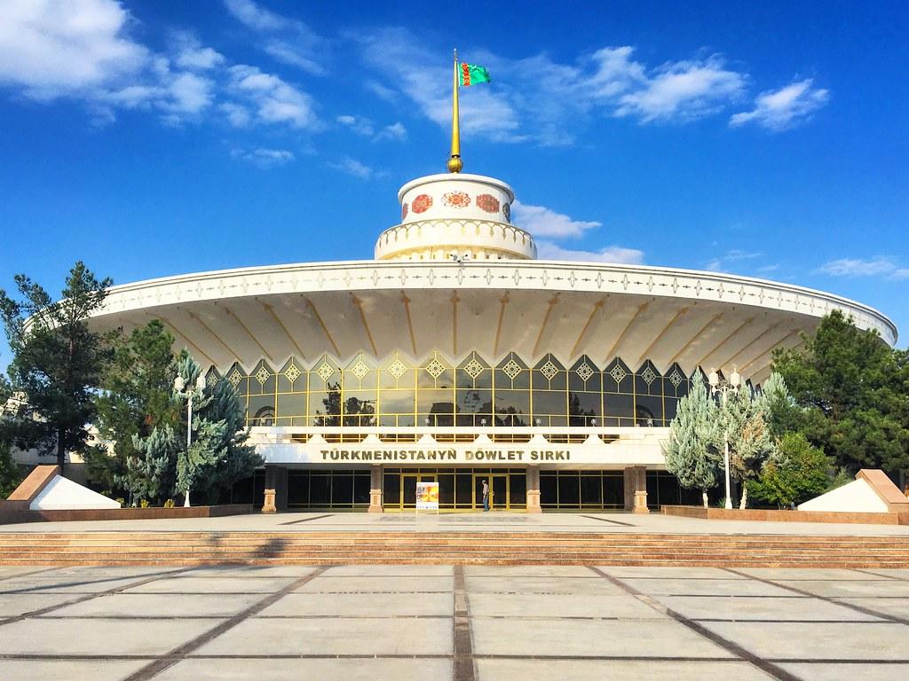 Turkmen State Circus