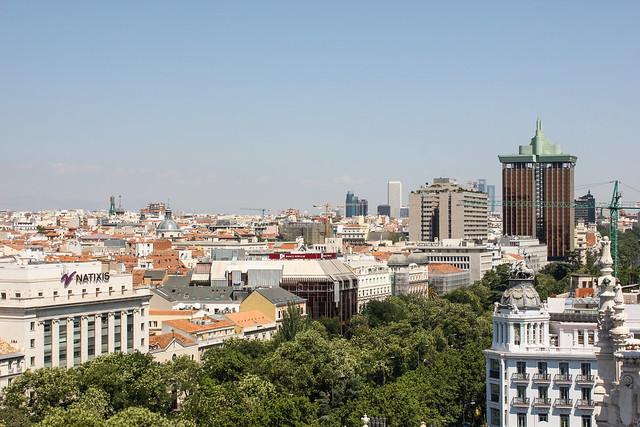 Palacio de Comunicaciones de Madrid