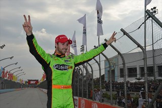 James Hinchcliffe wins 2nd race of 2013 in Sao Paulo | by IndyCar Series