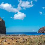 Playa El Juncal Gáldar en Gran Canaria