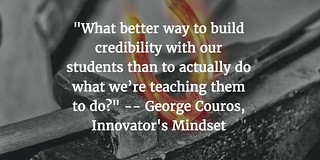 From Innovator's Mindset | by Dogtrax
