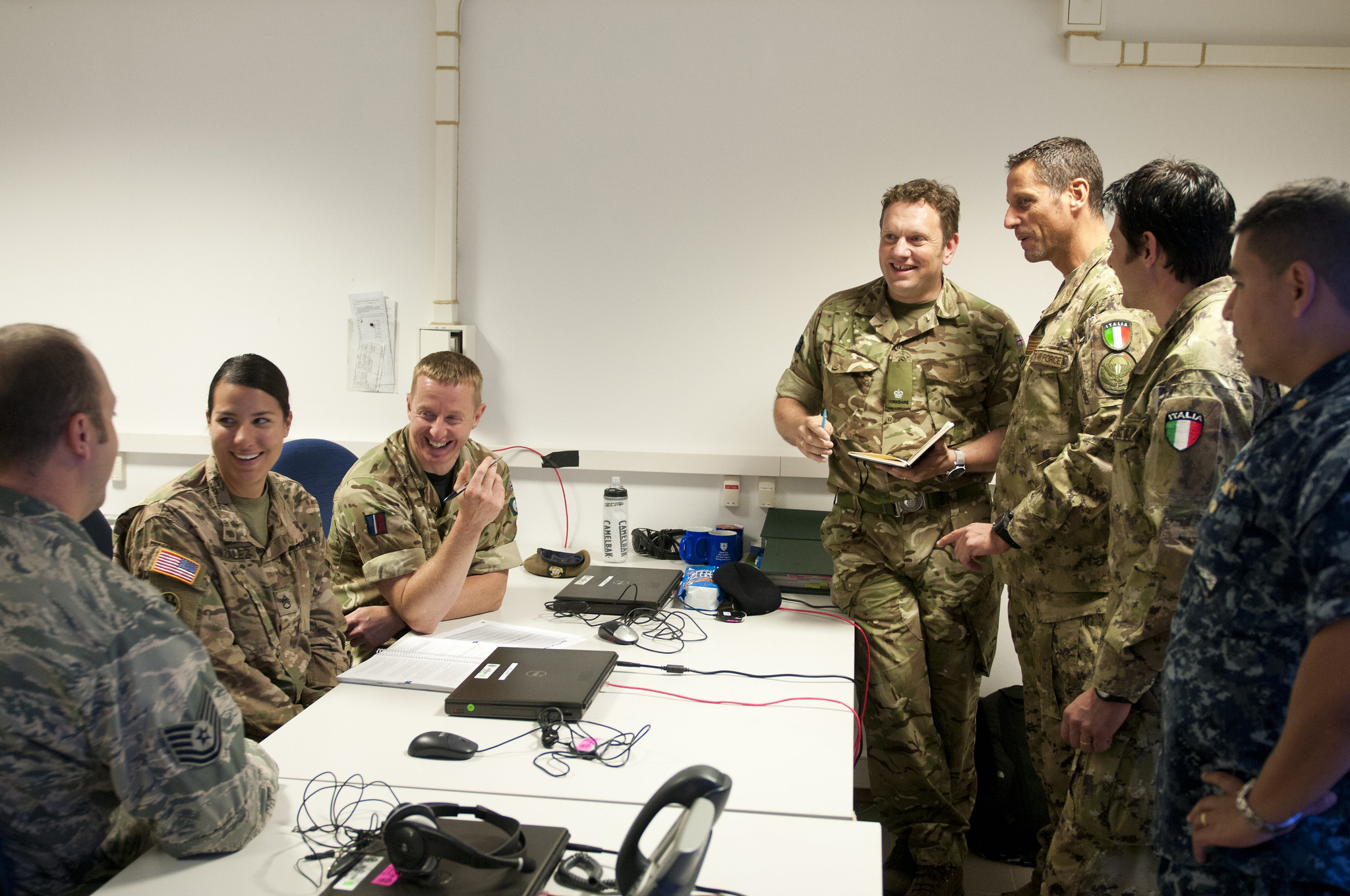 Exercise Lion Focus Prepares U.S. Army Africa, Reserve Partners for Crisis Intervention