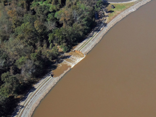 Cooling pond dam failure | by Waterkeeper Alliance Inc.