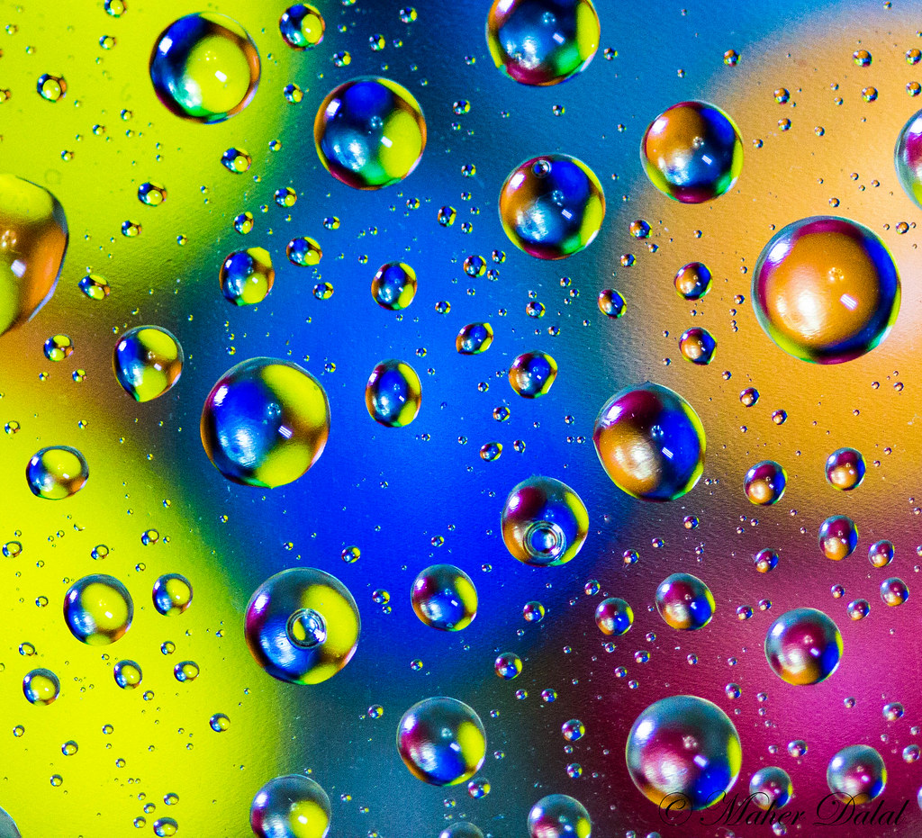 rainbow bubbles colorful - photo #18