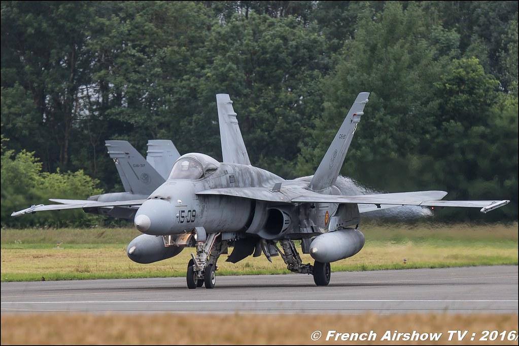 EF-18 Hornet display ,Belgian Air Force Days 2016 , BAF DAYS 2016 , Belgian Defence , Florennes Air Base , Canon lens , airshow 2016