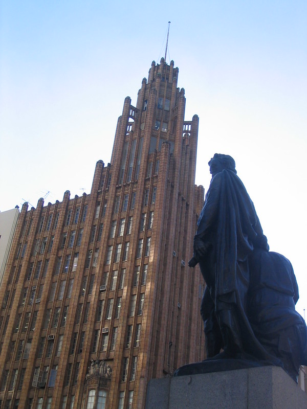 Manchester Unity Building, September 2006