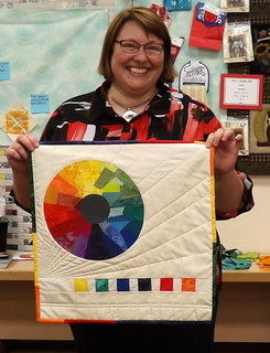 colorwheel | by tucsonmodernquilts