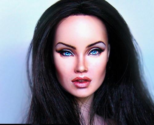 Megan Fox Doll   Fashionista Dolls   Flickr Megan Fox New