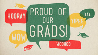 Proud of our Grads | by Megan Watson Design