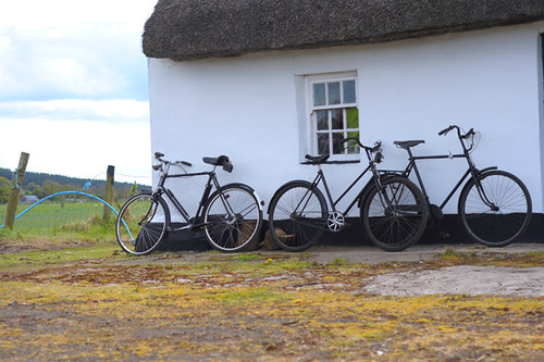 Thatched Cottage, Bellarena NI | by Lovely Bicycle!