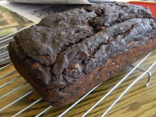 Chocolate Zucchini Bread Or Cake