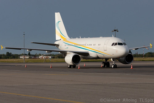 Comlux Malta Airbus A319-115(CJ) cn 4622 9H-AVK | by Clément Alloing - CAphotography