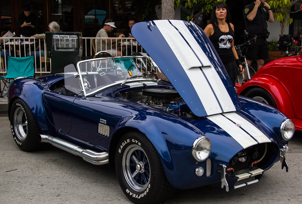 Culver City Car Show May
