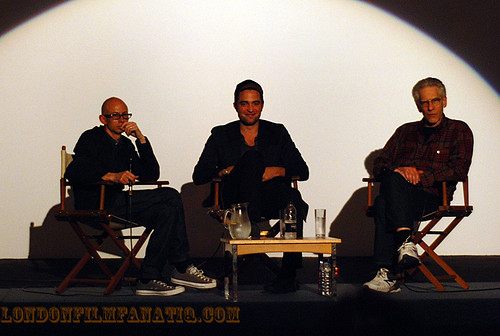 Cosmopolis Q&A with Robert Pattinson and David Cronenberg | by Mister J Photography