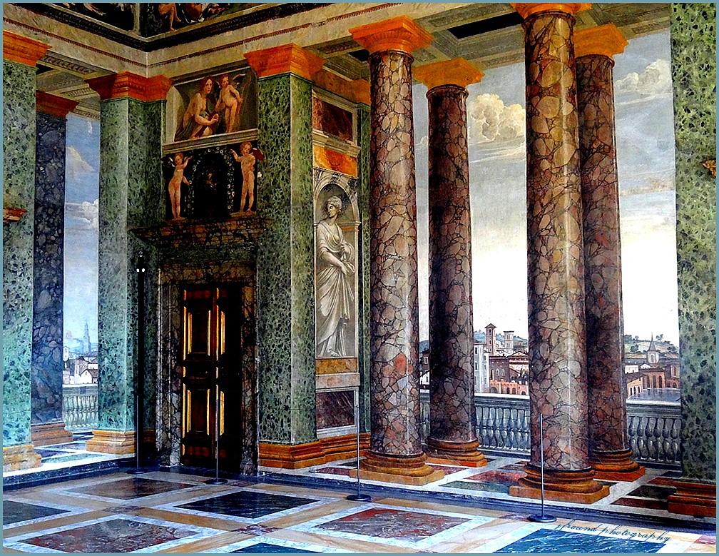 Villa Farnesina in Trastevere - Roma | The Villa Farnesina ...