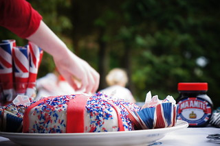 Diamond Jubilee Street Party on Kenyon Clough | by Dave Haygarth