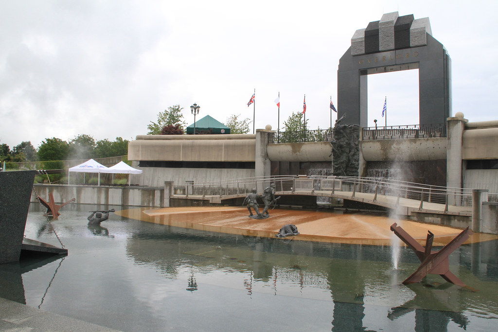 Virginia Guard Soldiers Join 68th Anniversary Event At National D Day Memorial In Bedford