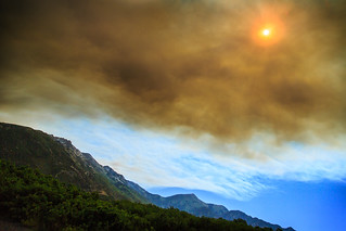 Wildfire Smoke Cloud | by SingleDadLaughing