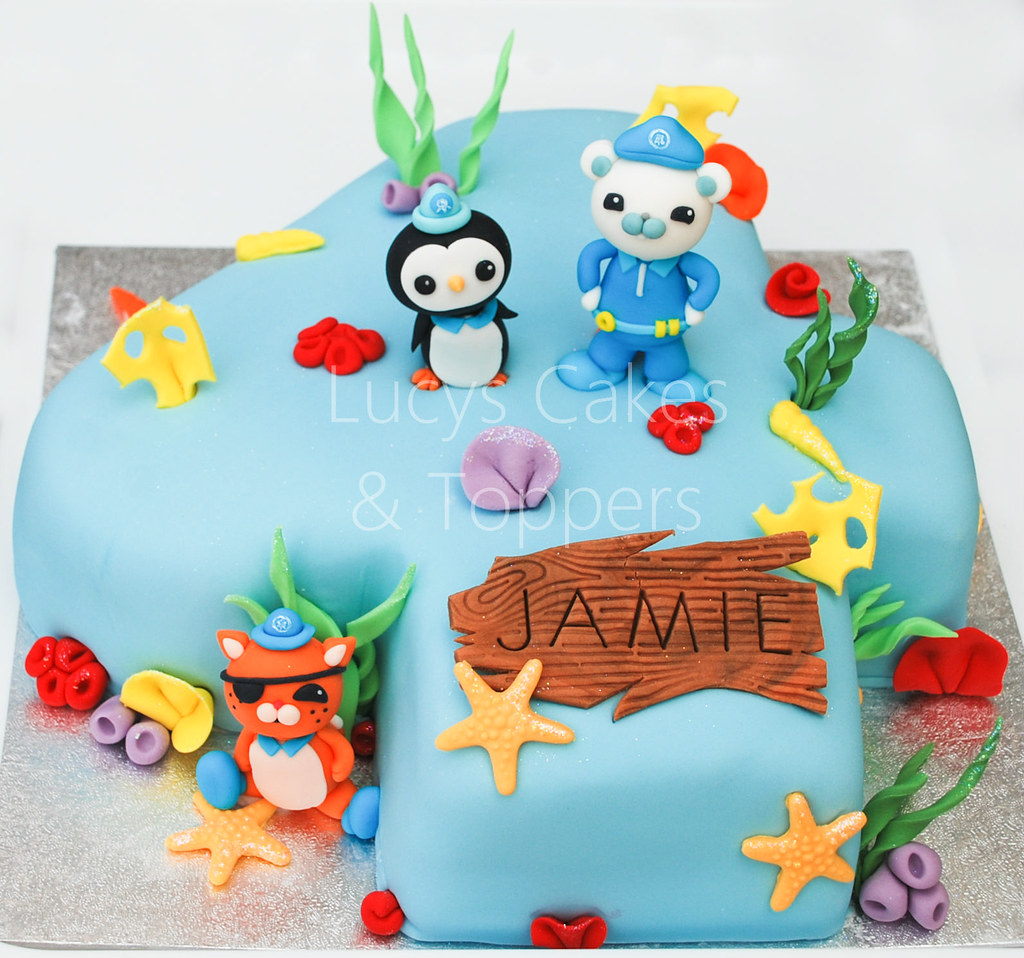 Octonauts birthday cake visit me and LIKE my facebook ...
