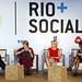 UN Women Executive Director Michelle Bachelet speaks at the Rio+Social