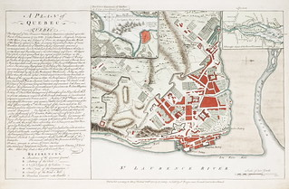 A Plan of Quebec (1759) | by Toronto Public Library Special Collections
