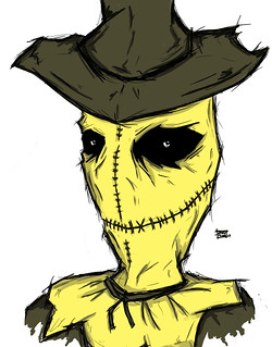 scarecrow | by ShatnersRash