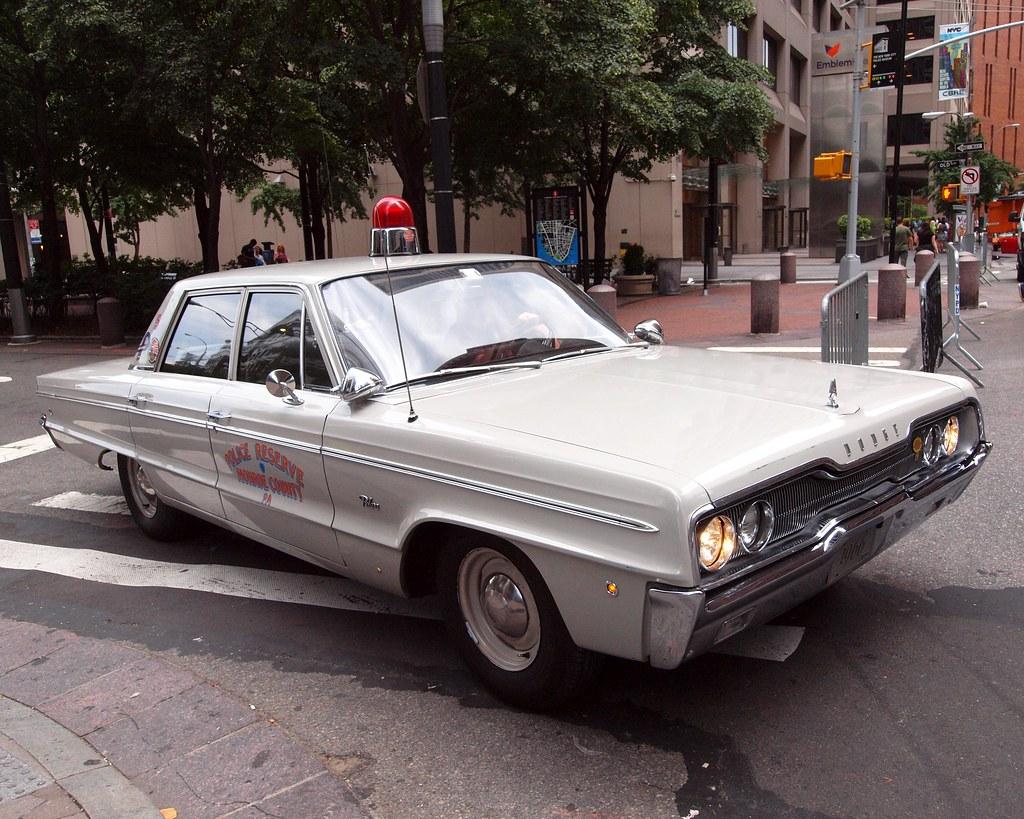 Dodge Car 2012 >> 1966 Dodge Polara Police Pursuit Car, Police Reserve Monro… | Flickr
