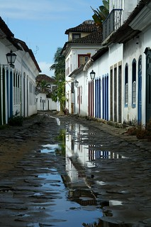 Paraty Reflections | by Miss Branquinho