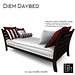 The Loft Diem Daybed Red