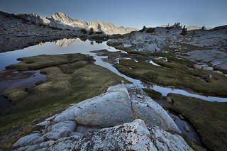 Dusy Basin Sunrise | by scott in sf