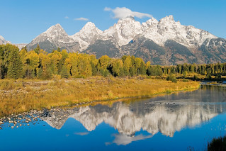Reflected Tetons | by Photomatt28