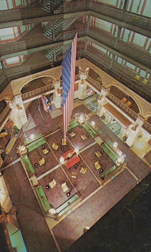 Brown Palace Hotel - Denver, Colorado