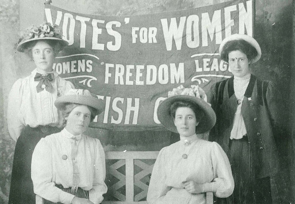 Image result for women's freedom league