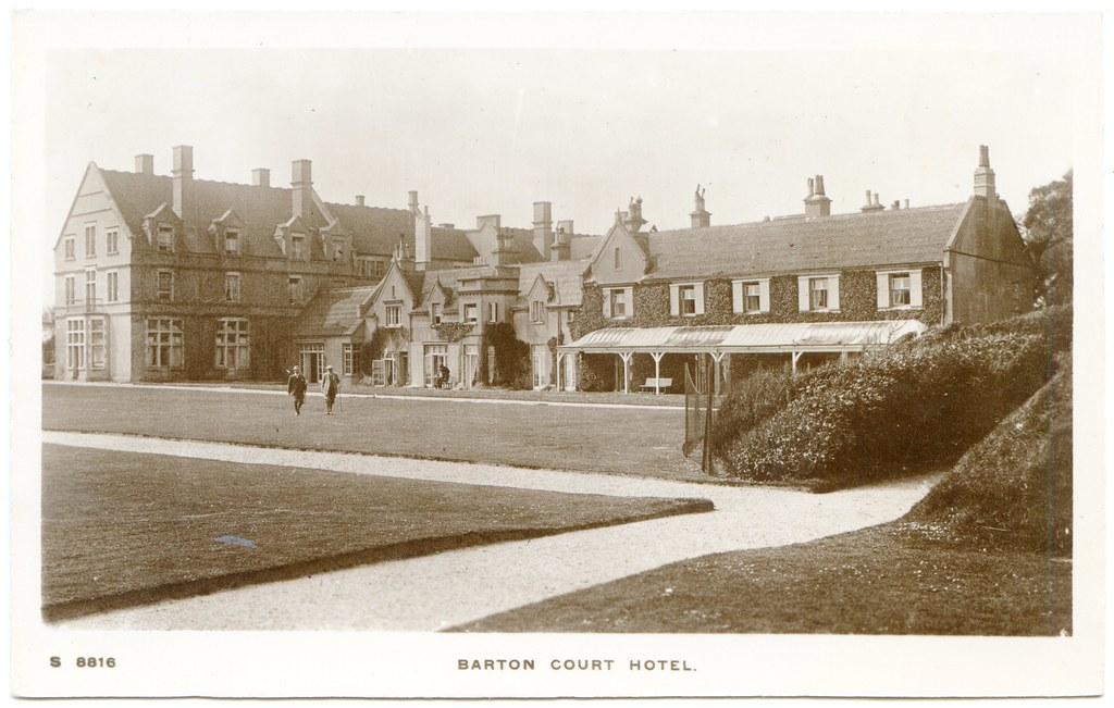 Hampshire Court Hotel Spa Deals