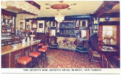 Queens Head Burley Dog Friendly