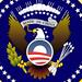 Presidential Seal Closeup