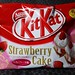 Strawberry Cake KitKat
