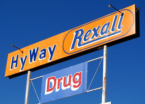 HyWay Rexall Drug Store | by Roadsidepictures