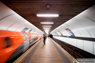 Glasgow subway | by Just a guy who likes to take pictures