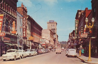 Main Street - Dubuque, Iowa | by The Cardboard America Archives