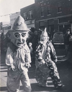 Creepy Parade Clown | by Lynne's Lens