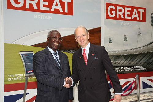Foreign Minister of Kenya | by Foreign and Commonwealth Office