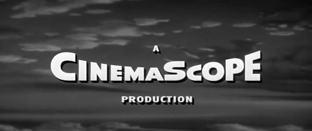 20th Century Fox CinemaScope logo (Black-and-white) - YouTube