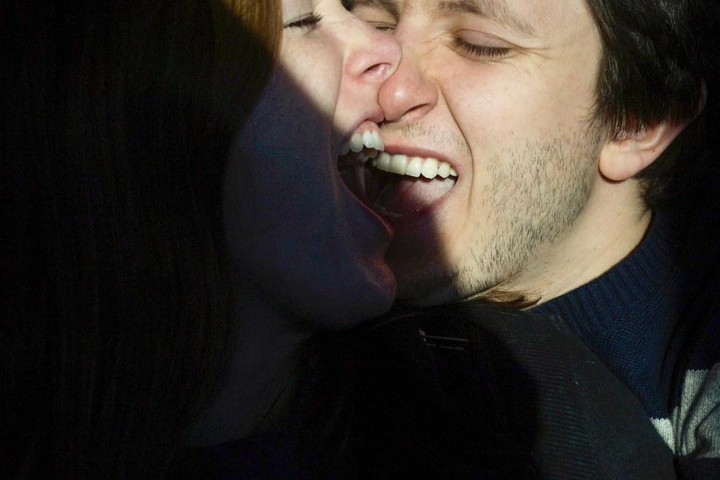 The kiss, Kensington, 2015 | by Marcelo  Montecino