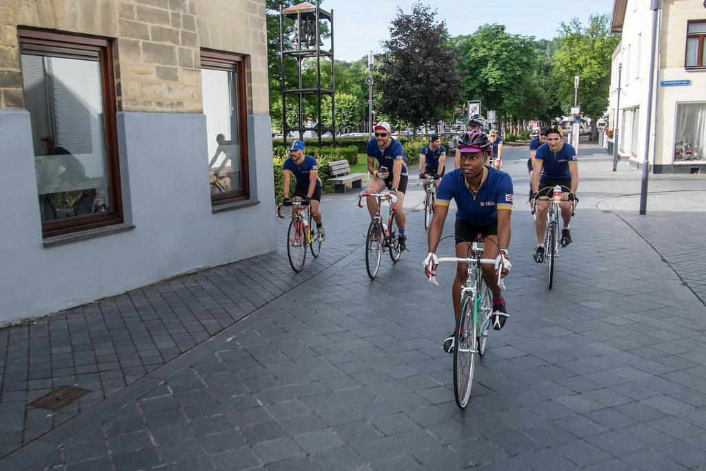 Ladyvelo-Eroica-Limburg-Brooks-England-Team