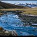 Valle rio Guanaco nevado II