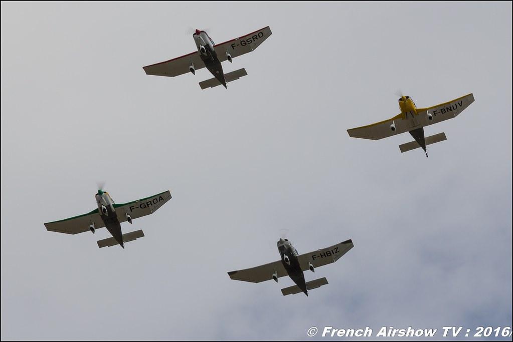 patrouille cochons leader , Robin DR400 , aeroclub roanne , ICAR Manifestations , Meeting Aerien 2016 , Canon Reflex , EOS System