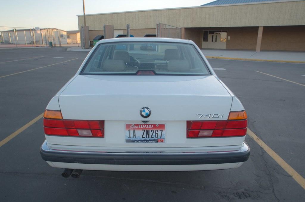 Bmw 1993 740i 130k 7