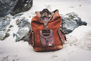 Backpack | by Emmanuel Rosario